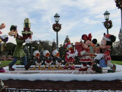 ★2018年ディズニークリスマスin東京ディズニーランド★