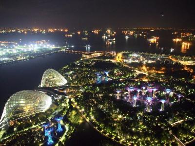 シンガポール 2泊4日の女子旅 前編~念願のマリーナベイサンズ宿泊、市内散策~