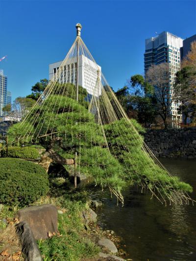 2017年12月 東京1日目 その1 有楽町と日比谷公園散策