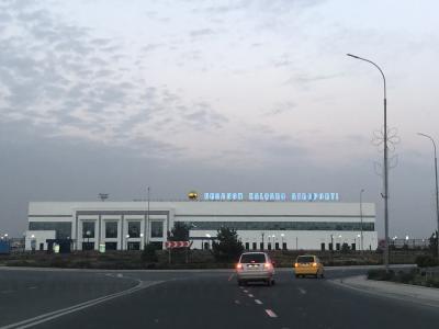 ウズベキスタン航空 ウルゲンチ/タシケント/アルマトイ搭乗記 タシケントのタクシーで3000スムぼったくられた!