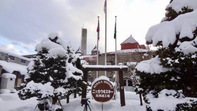 スキーしない冬の北海道(1)  札幌・小樽・余市