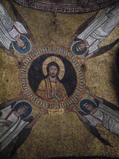 ローマでモザイク画三昧とオルヴィエート日帰りの旅・・・1