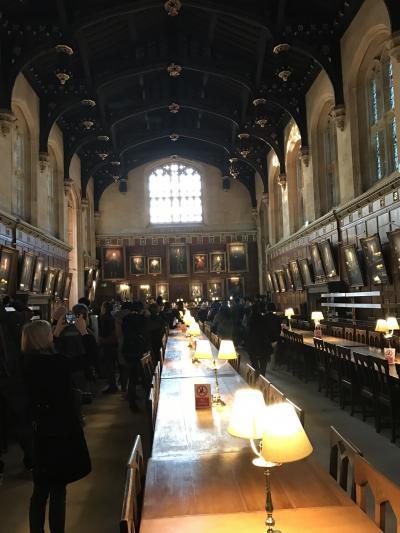 初ロンドン旅行。オックスフォード大学見学、ロンドンに戻りミュージカル鑑賞 #5