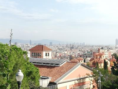 スターアライアンス ビジネスクラスで行く3週間で世界一周(26)「バルセロナ4日目 モンジュイックその1」