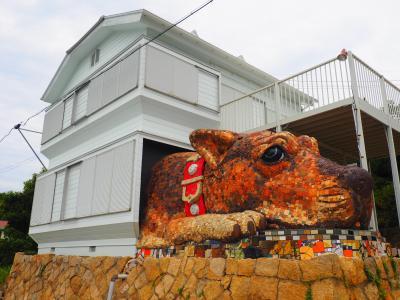 2018 アートな産業遺産 犬島訪問