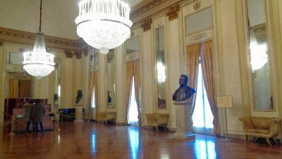 クリスマスシーズンに訪れる ミラノ美術散策の旅(16) スカラ座博物館。