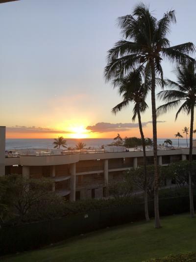 2018年12月 ハワイ島6泊8日の旅 準備から1日目