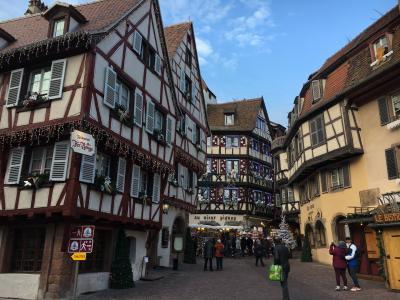 ベネルクス三国とドイツ、フランスの旅