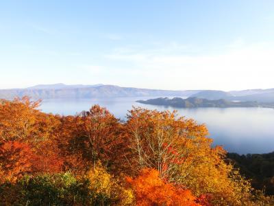 紅葉狩り☆彡東北ぶらり3泊4日旅☆彡1(十和田湖・奥入瀬渓谷)