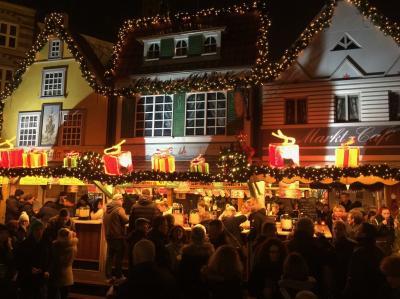 ドイツのクリスマスマーケット2016 ブレーメン