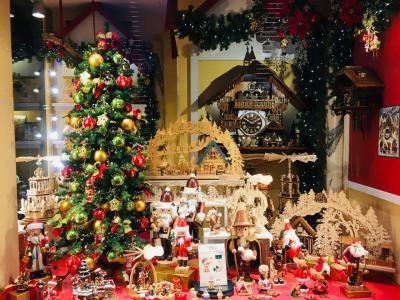 ニュルンベルクのクリスマスマーケット2018