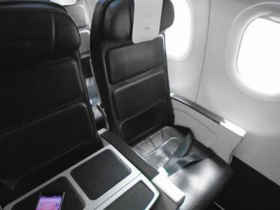 BA1395(MAN-LHR)ビジネスクラス機内食