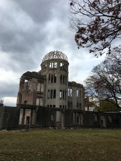 広島(1)  原爆ドームと広島城 編