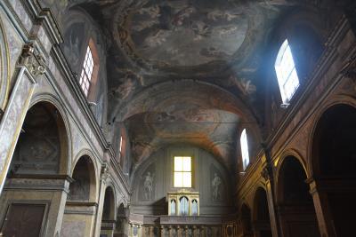 ボローニャ 美しい教会を巡って
