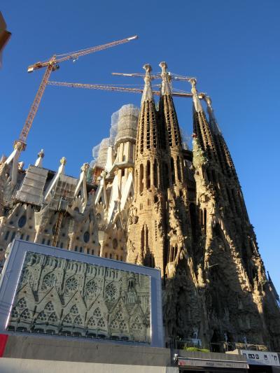 シニア夫婦のスペイン旅行-4 バルセロナ編