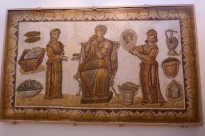 チュニジア バルドー博物館