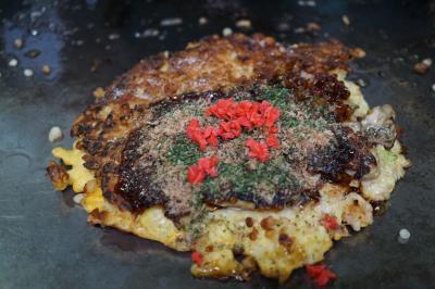 18きっぷで岡山に牡蠣を食べに行く。日生のタマちゃんでカキオコ。