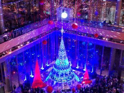 華やぐ街でクリスマス気分満喫♪♪丸の内イルミネーションめぐり☆