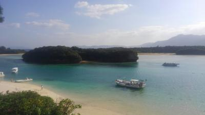 やまもと・ひとし、石垣島で食道楽バンザイ 3日目 「川平湾は景色が、良いんです、くぅー!」