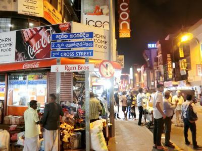コロンボの街歩き(スリランカ その1)