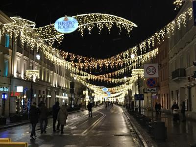 歴史を巡る-年末年始ヨーロッパ一人旅-②「Christmas in Warsaw」