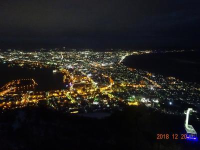 JALで行く北海道で過ごす至福の休日4日間 その1