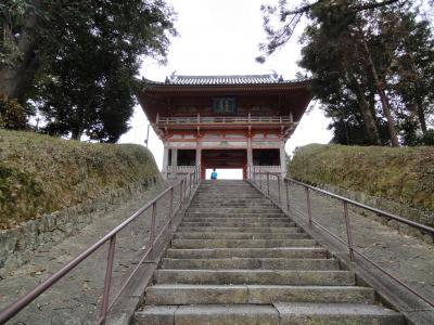 和歌山市から勝浦温泉の旅(1日目 紀三井寺から道成寺)