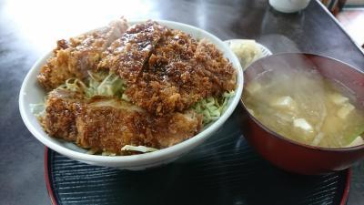 駒ヶ根から電車で一駅名古屋より小町屋駅そばで昼食 デュープすぎるお店です