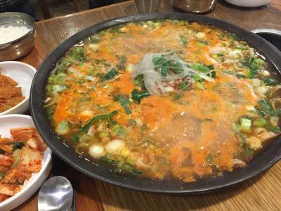 ソウルカンナム赤い旅2