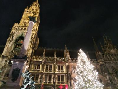 2018年12月フランス(ちょこっとベルギー、ドイツ)の旅④