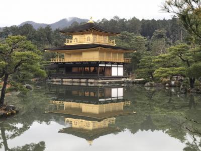青春18切符で行く京都、金銀ぶらり旅-前編-