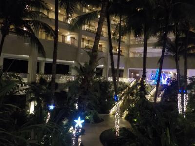 また来ちゃった3度目のセブ。いつものシャングリラホテルでシュノーケル三昧。クリスマスツリーを添えて【後編】