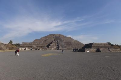 メキシコハイライト8日間 ② ~テオティワカン遺跡