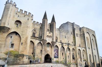 6.ローマ教皇がすんだ町、アヴィニヨン:イタリア、モナコ、フランス南部3カ国の旅