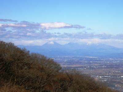 筑波山御幸ヶ原コースでリハビリ登山
