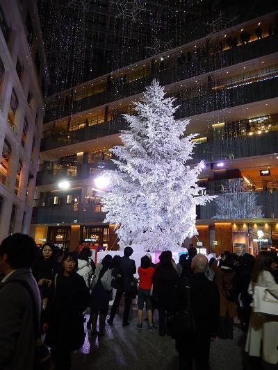 White Kitteのクリスマスツリー