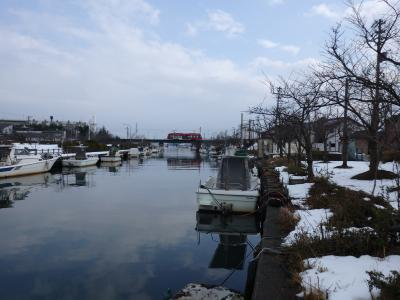 【富山】 残雪の氷見・新湊の旅