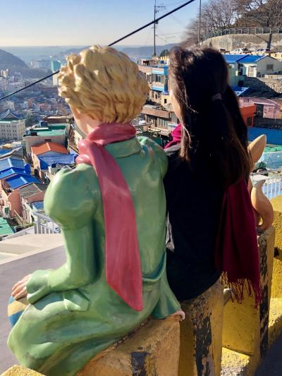 冬も楽しめる釜山