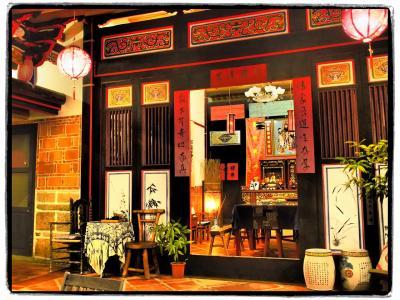 2回目の台湾旅No.8<金門島6>水頭集落で毛沢東奶茶 民宿「水調歌頭」宿泊 金城でおいしい肉燥飯ランチ