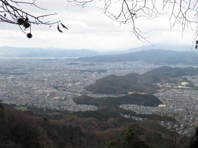比叡山 登山、今年度 最終の登り納め。