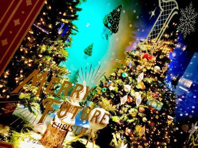 代官山~新宿  ★聖夜のクリスマス #1