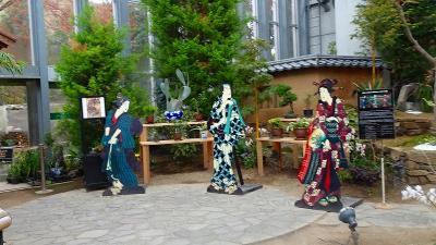 平成最後の2泊3日の帰省(06) 淡路夢舞台 奇跡の星の植物園 その2。