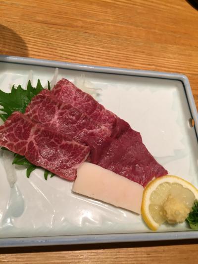 熊本で美味しい料理を食してきました!! O(*^-^*)O
