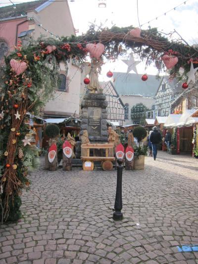 *Marché de Noël*2018 ④妖精の里Eguisheim