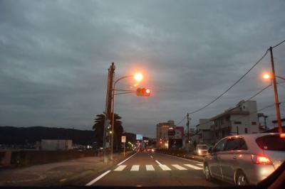 伊豆ぐらんばる公園へ 2018.12.26 (1.往路)