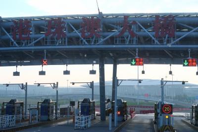 クリスマス気分を味わいに…またまた大橋を渡りマカオへ1★香港からマカオへ ホテルにチェックイン ~煌府婚宴専門店・The Landmark Macau~