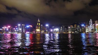 週末香港旅行