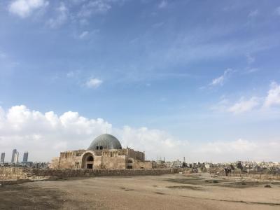 ヨルダン・イスラエル弾丸3泊5日の旅 in 2018④イスラエル→ヨルダン国境越えと、アンマン市内散策