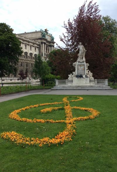 シニア夫婦個人旅行 チェコ、オーストリア、ハンガリー7  ウィーン編③