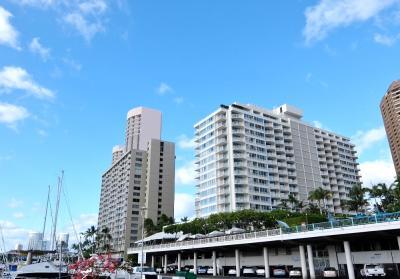 ハワイのお宿 イリカイマリーナ